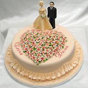 Торты свадебные заказать