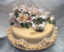 торт на свадьбу спб - цены и заказ тортов на свадьбу